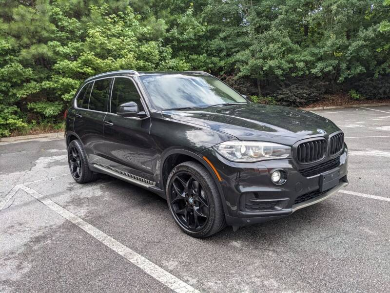 2014 BMW X5 for sale at United Luxury Motors in Stone Mountain GA