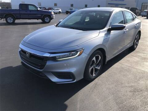 2021 Honda Insight for sale at White's Honda Toyota of Lima in Lima OH