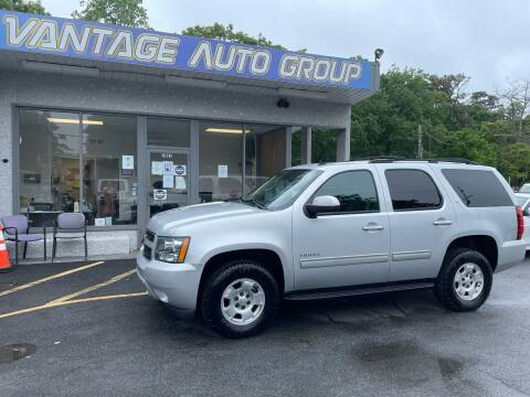 2014 Chevrolet Tahoe for sale at Vantage Auto Group in Brick NJ