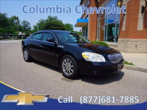 2009 Buick Lucerne for sale at COLUMBIA CHEVROLET in Cincinnati OH