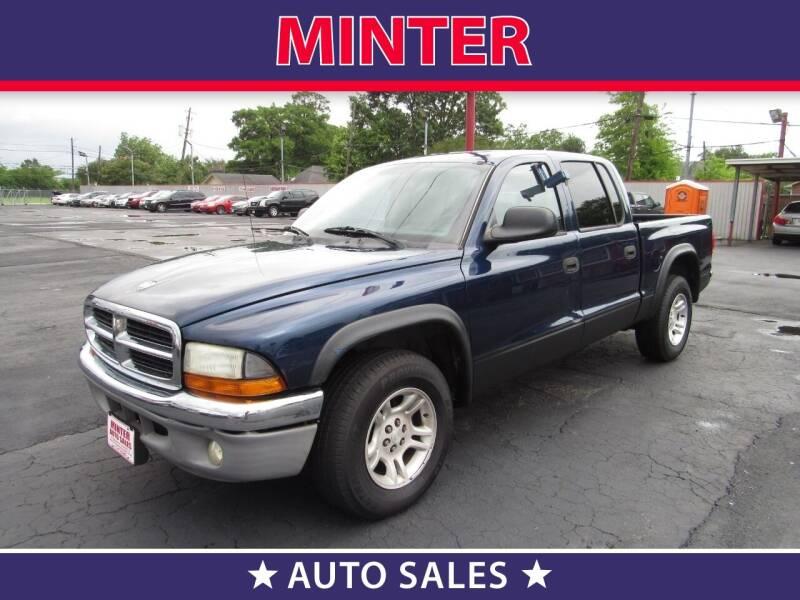 2004 Dodge Dakota for sale in South Houston, TX