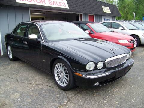 2007 Jaguar XJ-Series for sale at Collector Car Co in Zanesville OH