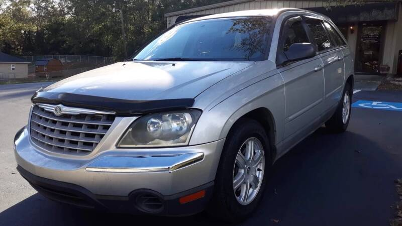 2005 Chrysler Pacifica for sale at Happy Days Auto Sales in Piedmont SC