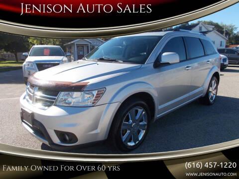 2011 Dodge Journey for sale at Jenison Auto Sales in Jenison MI