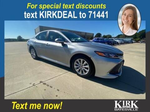 2020 Toyota Camry for sale at Kirk Brothers Batesville in Batesville MS