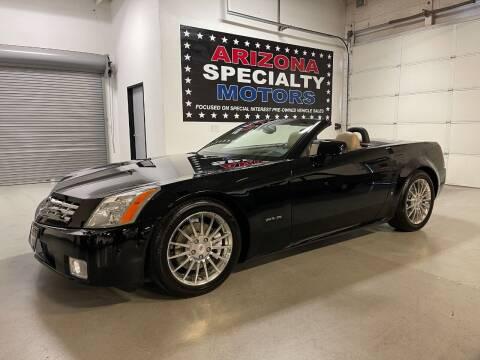 2008 Cadillac XLR for sale at Arizona Specialty Motors in Tempe AZ