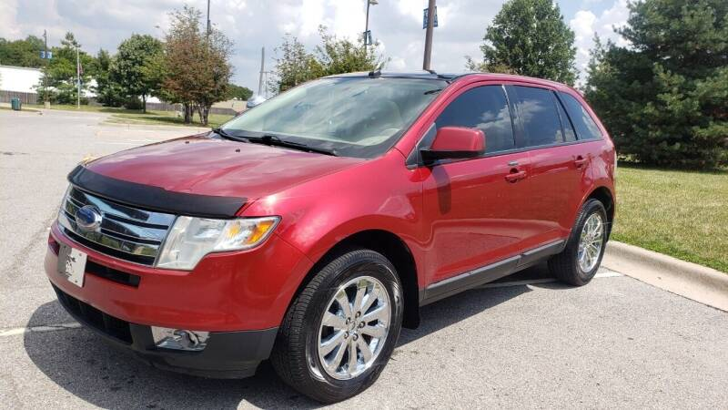2007 Ford Edge for sale at Nationwide Auto in Merriam KS
