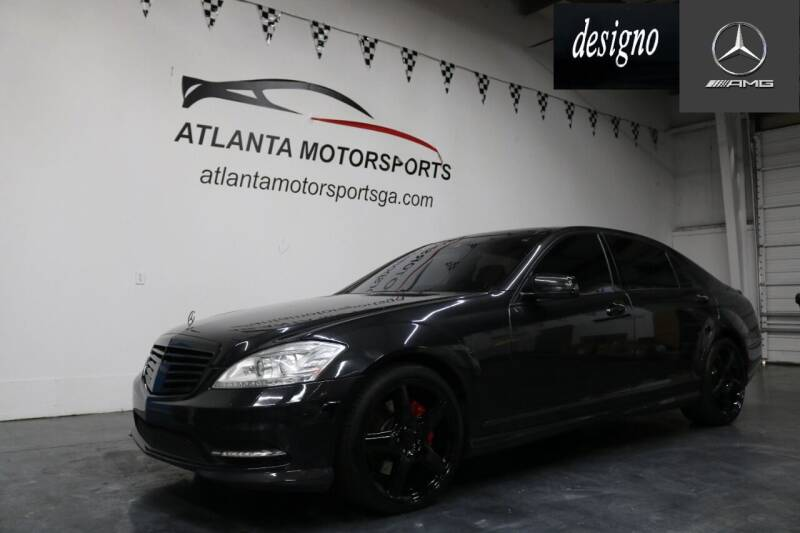 2013 Mercedes-Benz S-Class for sale at Atlanta Motorsports in Roswell GA