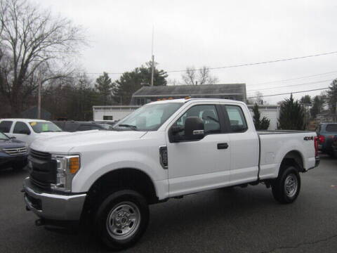 2017 Ford F-250 Super Duty for sale at Auto Choice of Middleton in Middleton MA