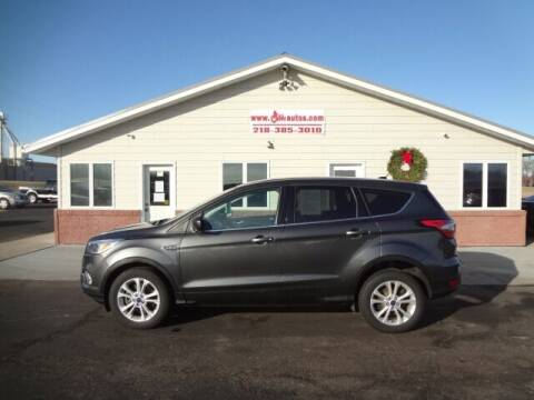 2017 Ford Escape for sale at GIBB'S 10 SALES LLC in New York Mills MN