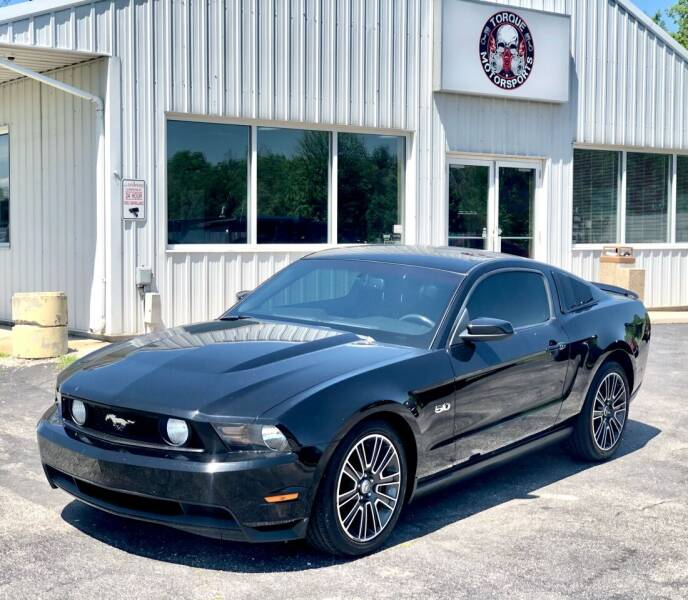 2012 Ford Mustang for sale at Torque Motorsports in Rolla MO