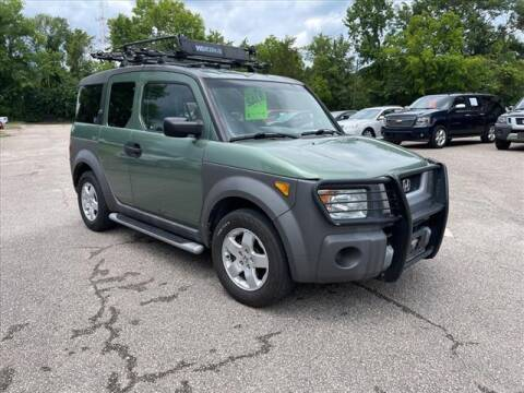 2004 Honda Element for sale at The Auto Depot in Raleigh NC