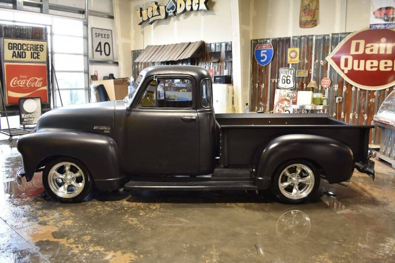 1953 Chevrolet 3100 for sale at Cool Classic Rides in Redmond OR