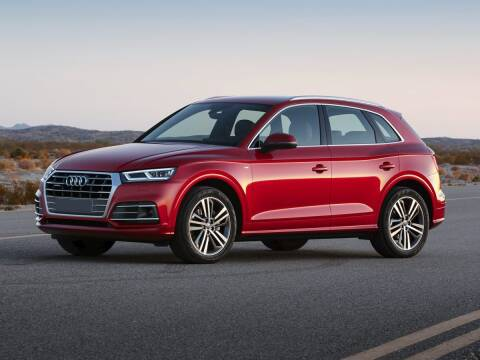 2020 Audi Q5 for sale at Mercedes-Benz of North Olmsted in North Olmstead OH