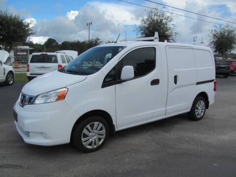 2017 Nissan NV200 for sale at Blue Book Cars in Sanford FL
