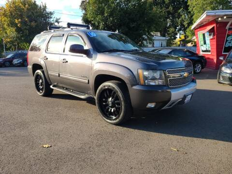 2010 Chevrolet Tahoe for sale at Universal Auto Sales in Salem OR
