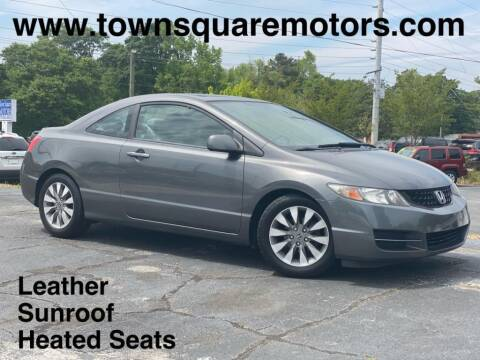 2011 Honda Civic for sale at Town Square Motors in Lawrenceville GA