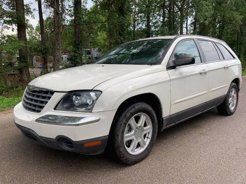 2005 Chrysler Pacifica for sale at Next Autogas Auto Sales in Jacksonville FL