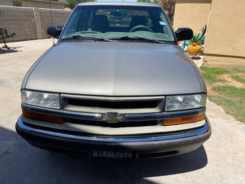 2002 Chevrolet S-10 for sale at Gabes Auto Sales in Odessa TX