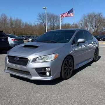 2015 Subaru WRX for sale at Millennium Auto Group in Lodi NJ