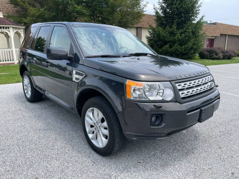 2012 Land Rover LR2 for sale at CROSSROADS AUTO SALES in West Chester PA