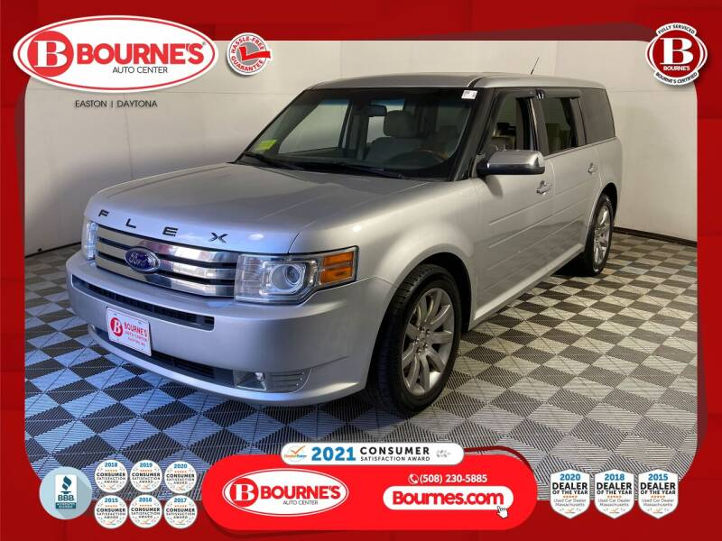 2011 Ford Flex for sale in South Easton, MA