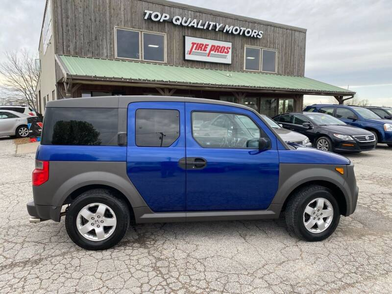 2005 Honda Element for sale at Top Quality Motors & Tire Pros in Ashland MO