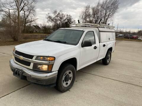 2011 Chevrolet Colorado for sale at Mr. Auto in Hamilton OH