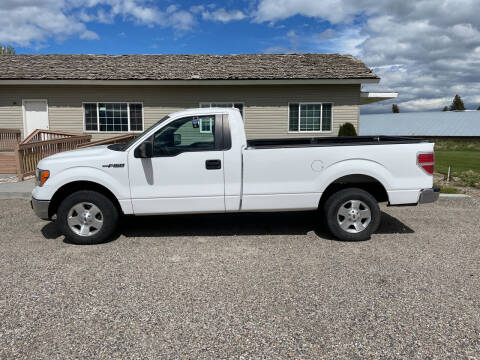 2014 Ford F-150 for sale at GILES & JOHNSON AUTOMART in Idaho Falls ID