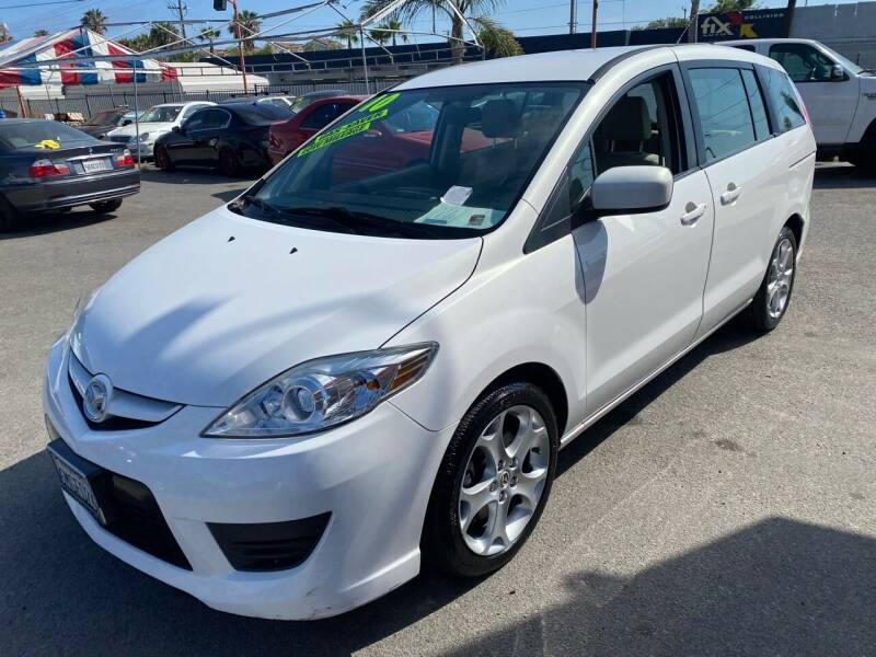 2010 Mazda MAZDA5 for sale at North County Auto in Oceanside CA