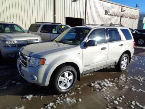 2008 Ford Escape for sale at De Anda Auto Sales in Storm Lake IA