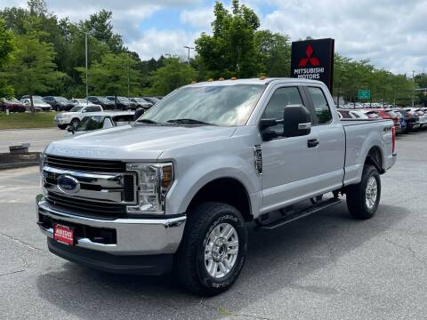 2019 Ford F-250 Super Duty for sale at Midstate Auto Group in Auburn MA