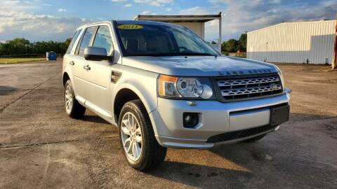 2011 Land Rover LR2 for sale at ZORA MOTORS in Rosenberg TX