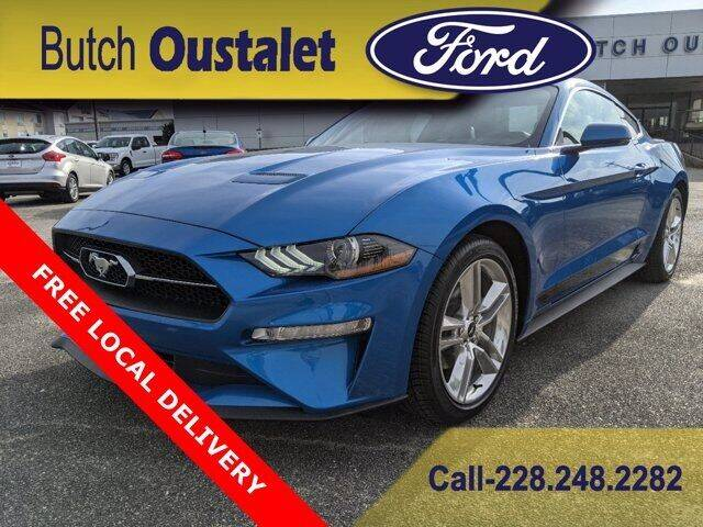 2021 Ford Mustang for sale in Gulfport, MS