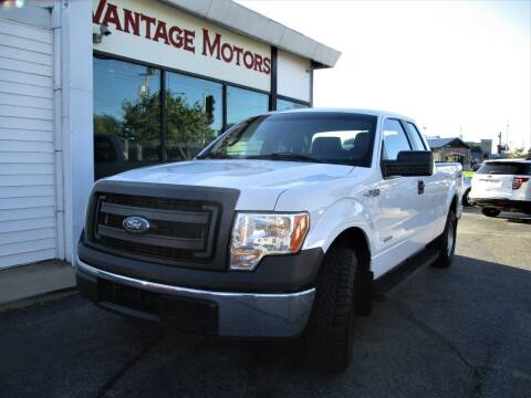 2014 Ford F-150 for sale at Vantage Motors LLC in Raytown MO