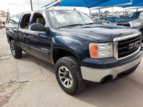 2007 GMC Sierra 1500 for sale at Monaco Auto Center LLC in El Paso TX