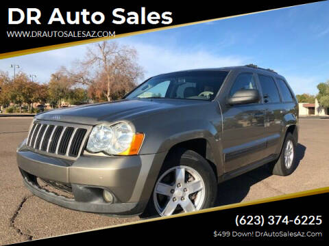 2006 Jeep Grand Cherokee for sale at DR Auto Sales in Glendale AZ