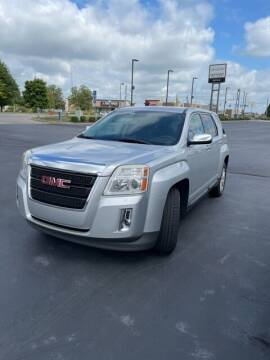2013 GMC Terrain for sale at COYLE GM - COYLE NISSAN - New Inventory in Clarksville IN
