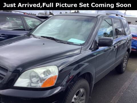 2005 Honda Pilot for sale at Royal Moore Custom Finance in Hillsboro OR