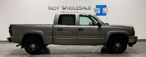 2006 Chevrolet Silverado 1500 for sale at Indy Wholesale Direct in Carmel IN