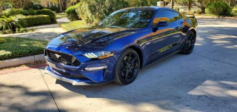 2019 Ford Mustang for sale at Motorcars Group Management - Bud Johnson Motor Co in San Antonio TX