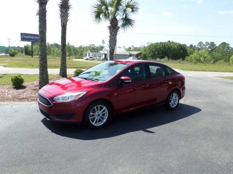 2017 Ford Focus for sale at First Choice Auto Inc in Little River SC