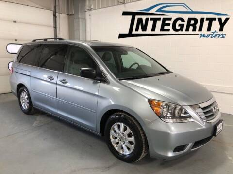 2008 Honda Odyssey for sale at Integrity Motors, Inc. in Fond Du Lac WI