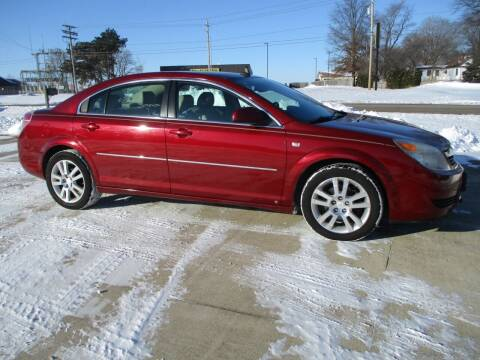 2008 Saturn Aura for sale at Crossroads Used Cars Inc. in Tremont IL