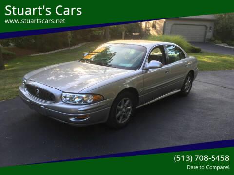 2005 Buick LeSabre for sale at Stuart's Cars in Cincinnati OH