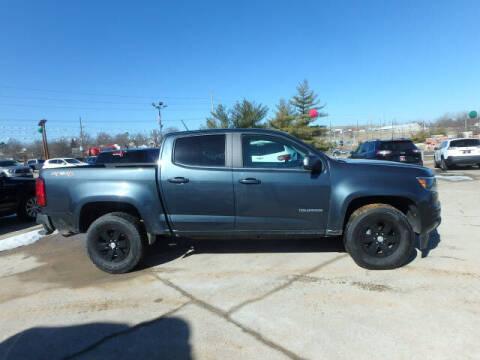 2019 Chevrolet Colorado for sale at BLACKWELL MOTORS INC in Farmington MO