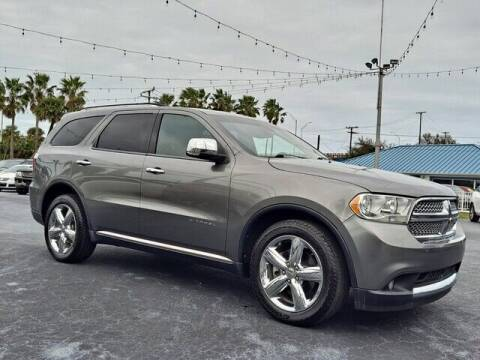 2012 Dodge Durango for sale at Select Autos Inc in Fort Pierce FL