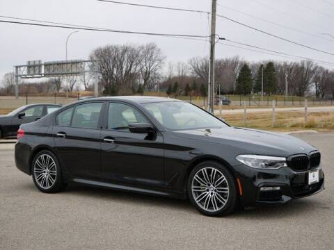 2018 BMW 5 Series for sale at Park Place Motor Cars in Rochester MN