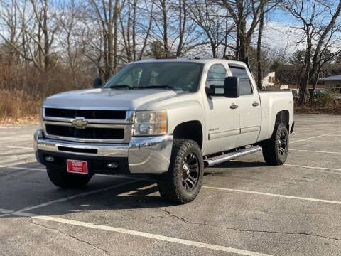 2010 Chevrolet Silverado 2500HD for sale at Hillcrest Motors in Derry NH
