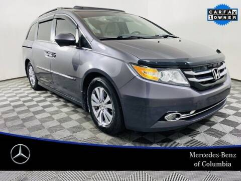2015 Honda Odyssey for sale at Preowned of Columbia in Columbia MO
